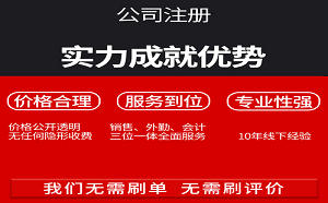 专业的北京财务代理记账公司排名有哪些?